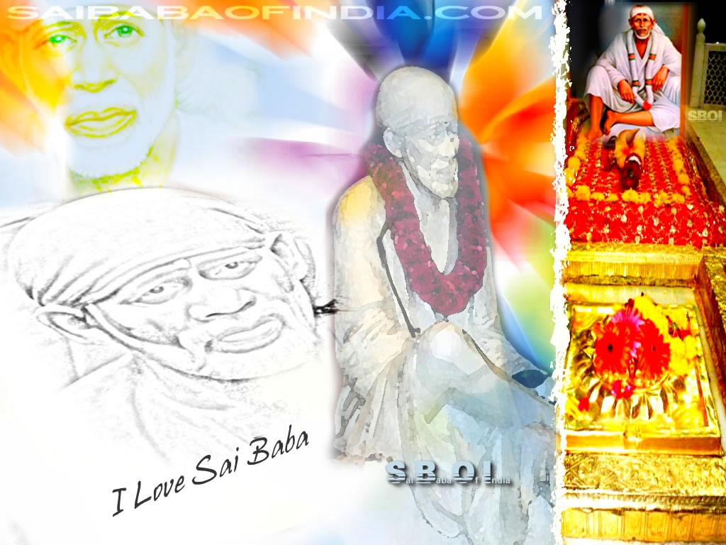 saibaba wallpaper. SHIRDI-SAI-BABA-WALLPAPER-ART-